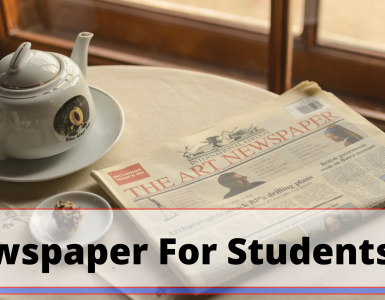 Newspaper For Students